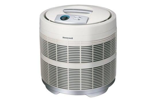 Honeywell air purifier.