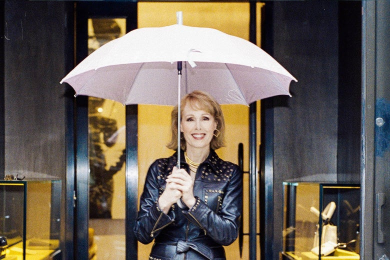 The Devastating Oddness of E. Jean Carroll's Trump Accusation