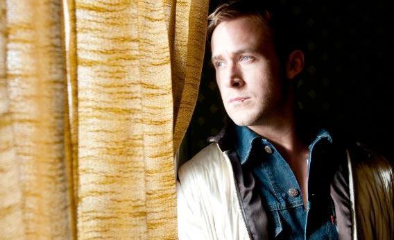 Ryan Gosling in Drive.