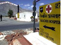 Siachen Hospital