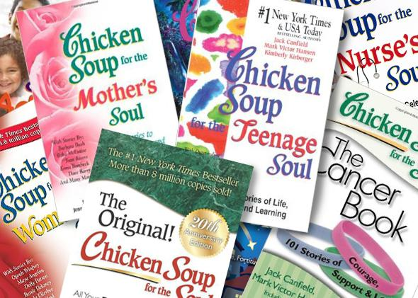 Chicken Soup covers.