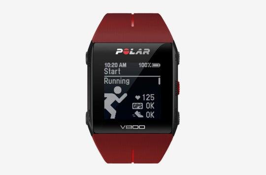 Polar V800 GPS Sports Watch.