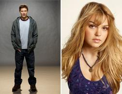 Matt and Julie from Friday Night Lights. Click image to expand.