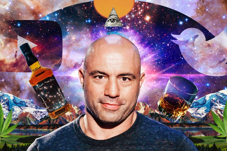 How Joe Rogan?s Hugely Popular Podcast Became an Essential Platform for ?Freethinkers? Who Hate the Left