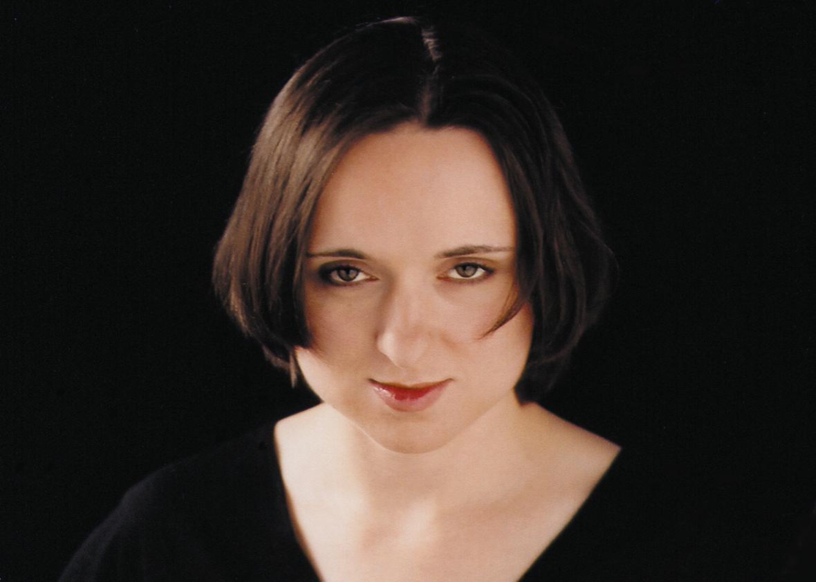 Sarah Vowell.