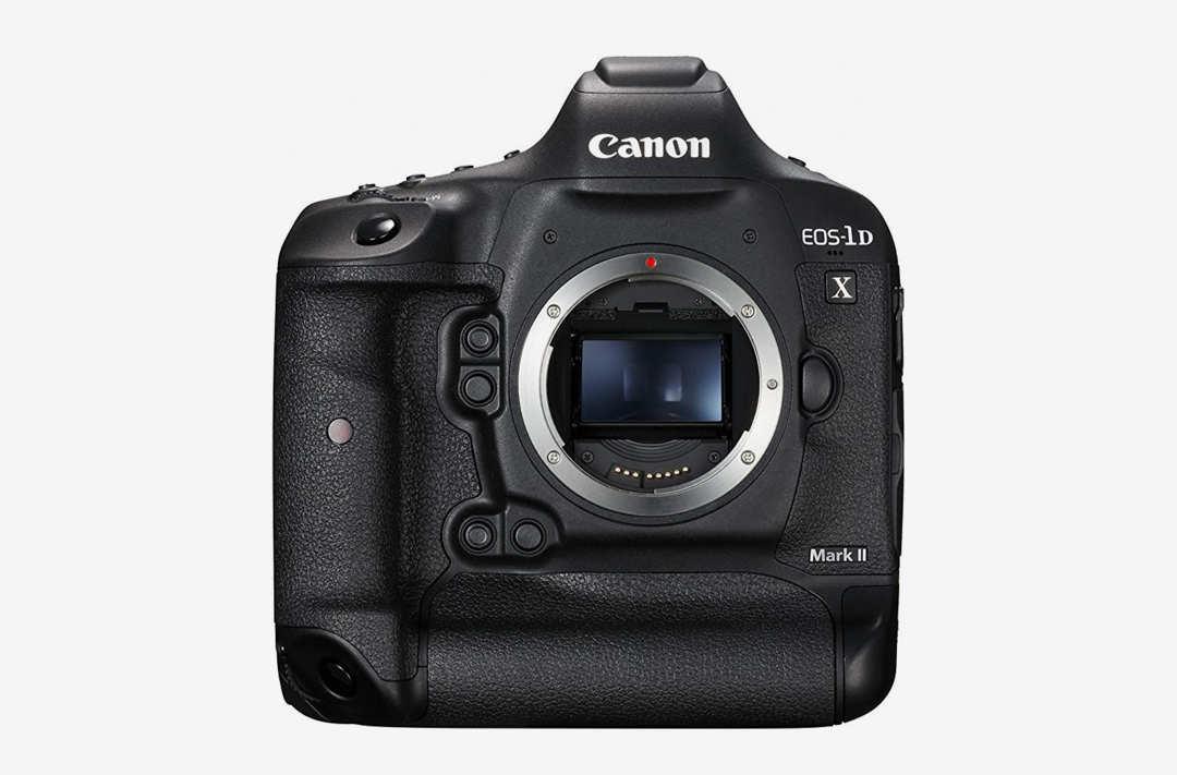 Canon EOS-1DX Mark II camera.