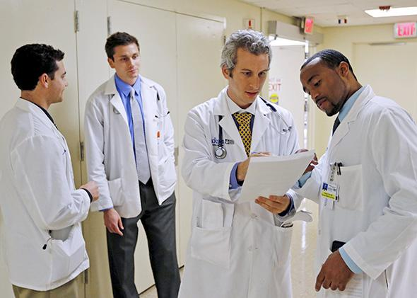 Doctors and Interns, Miami