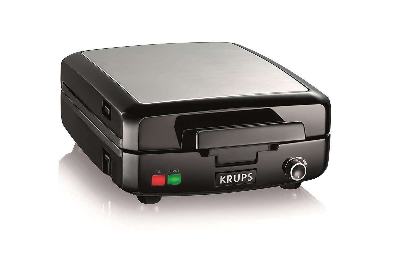 Krups GQ502D Waffle Maker.