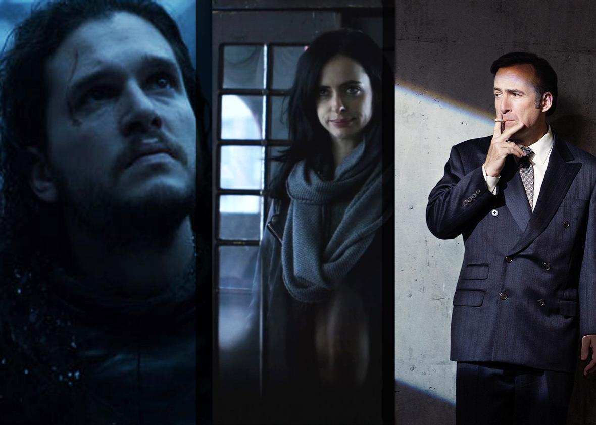 Cinematographers from Game of Thrones, Jessica Jones, and Better
