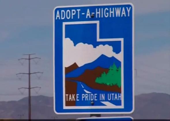 Adopt a Highway - Redwood Road, Utah