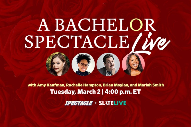 Updated with AK the Bachelor Spectacle