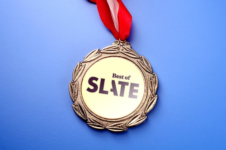 A Best of Slate medal