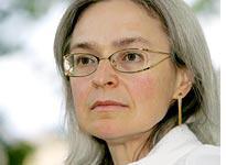 Anna Politkovskaya. Click image to expand.