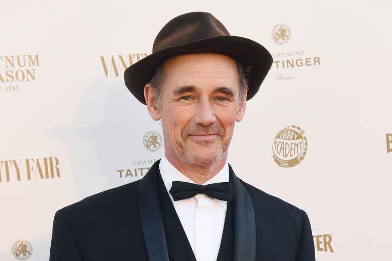 Mark Rylance attends The Old Vic Bicentenary Ball at The Old Vic Theatre on May 13, 2018 in London, England.