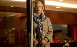 January Jones as Betty Draper