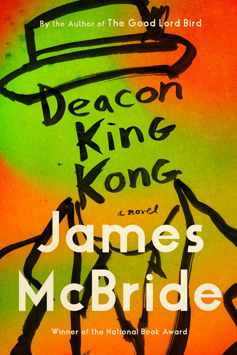The book jacket of Deacon King Kong