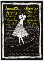 Nanette Lepore Invitation. Click image to expand.
