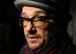 Singer/musician Elvis Costello attends the Sundance Channel's debut of 'Spectacle.