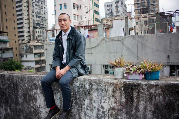 British-born designer Michael Leung has tapped into a growing community of urban farmers in Yau Ma Tei with his HK Farm project.