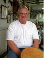 Huntingdon barber Troy Oatsvall