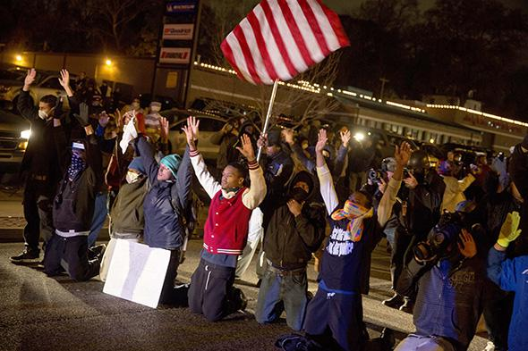 Ferguson, Missouri Protests
