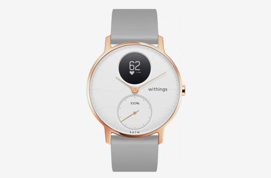 Withings / Nokia Steel HR Hybrid Smartwatch.