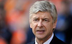 Arsenal manager Arsene Wenger. Click image to expand.