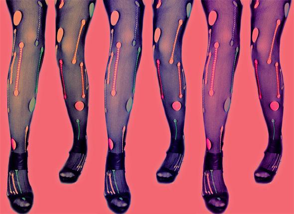 Tights tights tights.