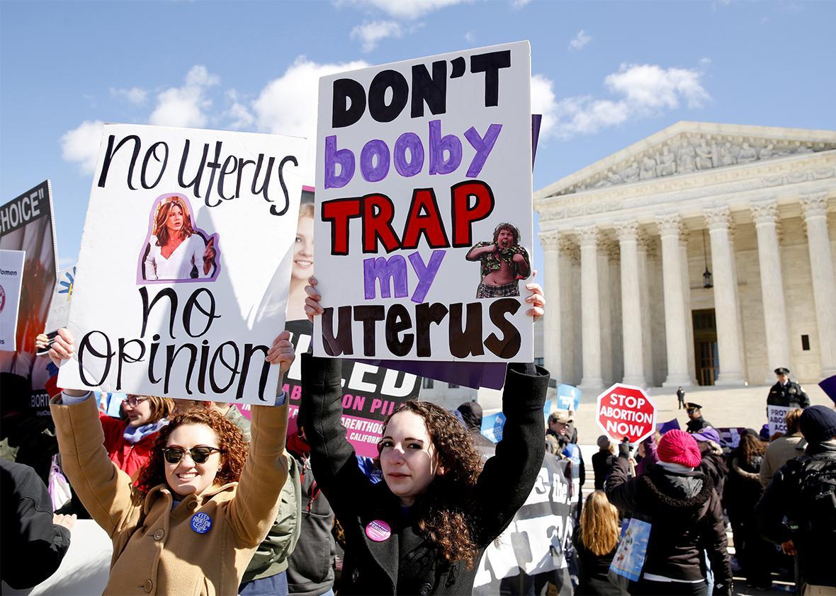 Supreme Court / Abortion