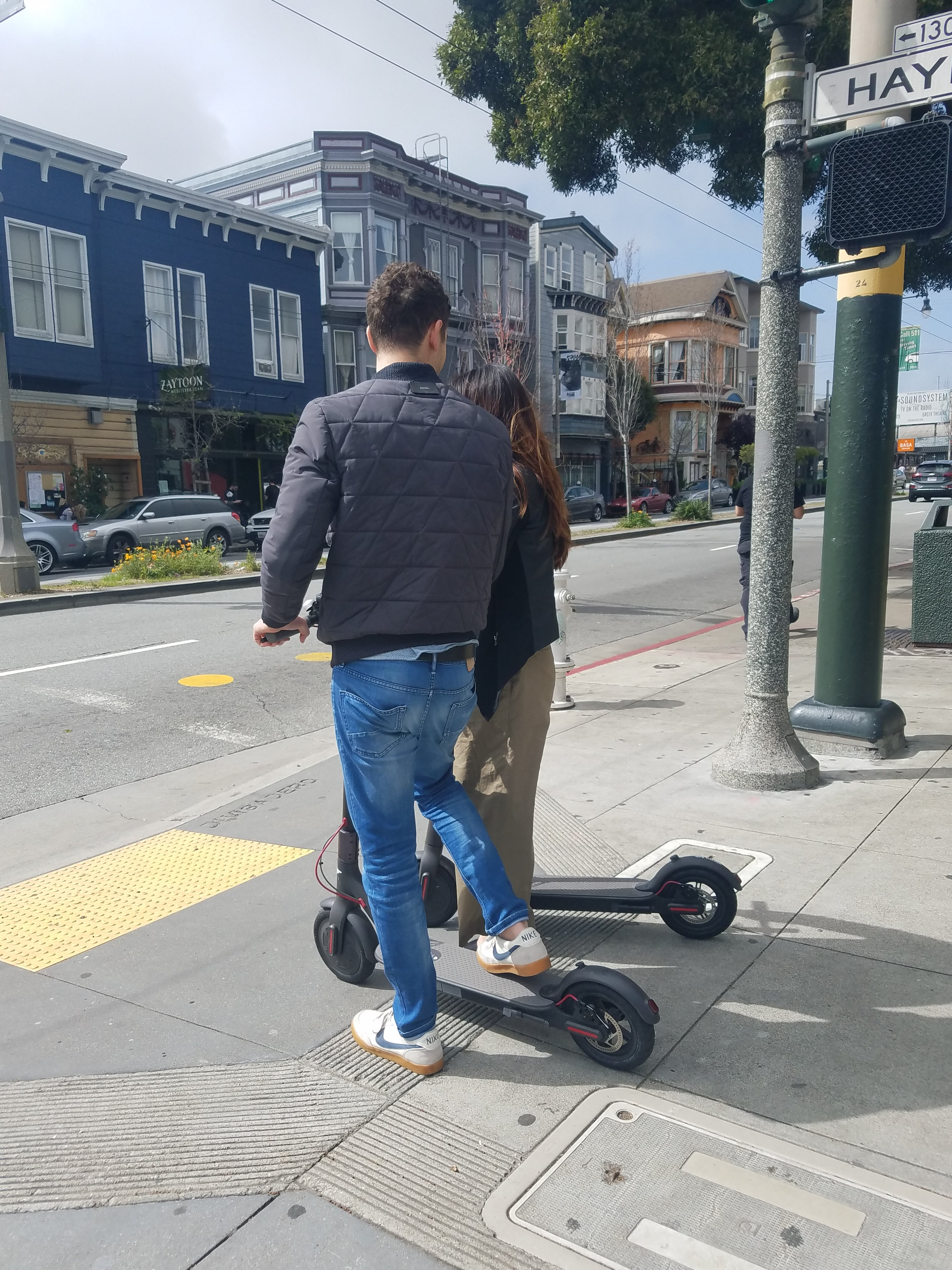 """""""We cannot overstate the public safety hazard that operating motorized scooters pose on City sidewalks."""""""
