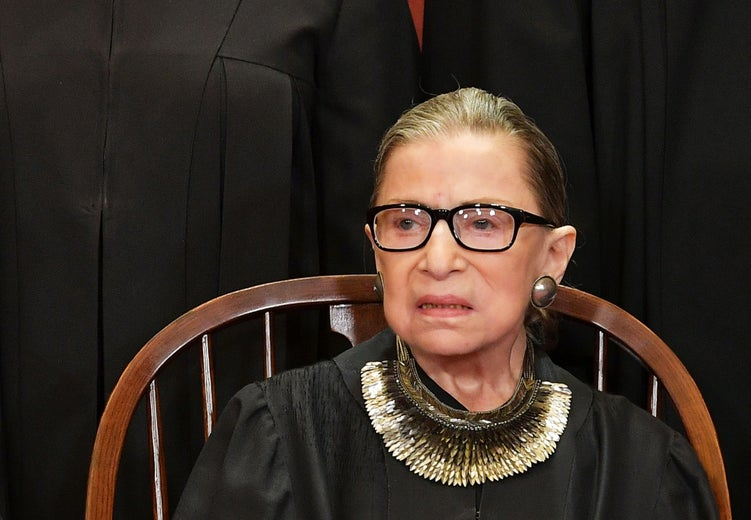 The Angle: Why Ruth Bader Ginsburg Dismissed Calls to Resign During the Obama Years