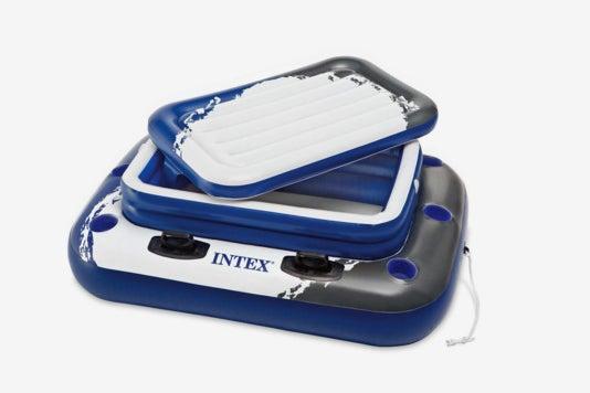 Intex Mega Chill II Float Cooler.