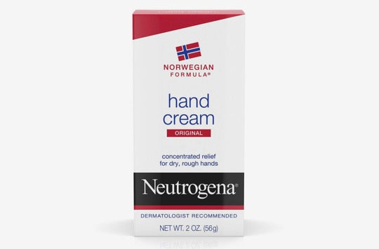 Neutrogena Norwegian Formula Hand Cream, 2 Oz.