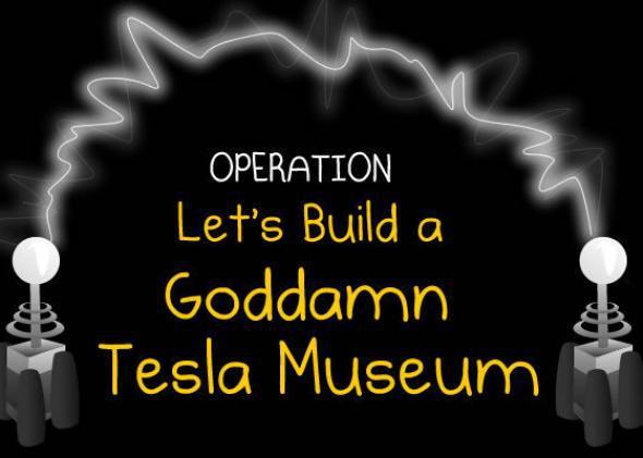 Elon Musk donation Nikola Tesla museum