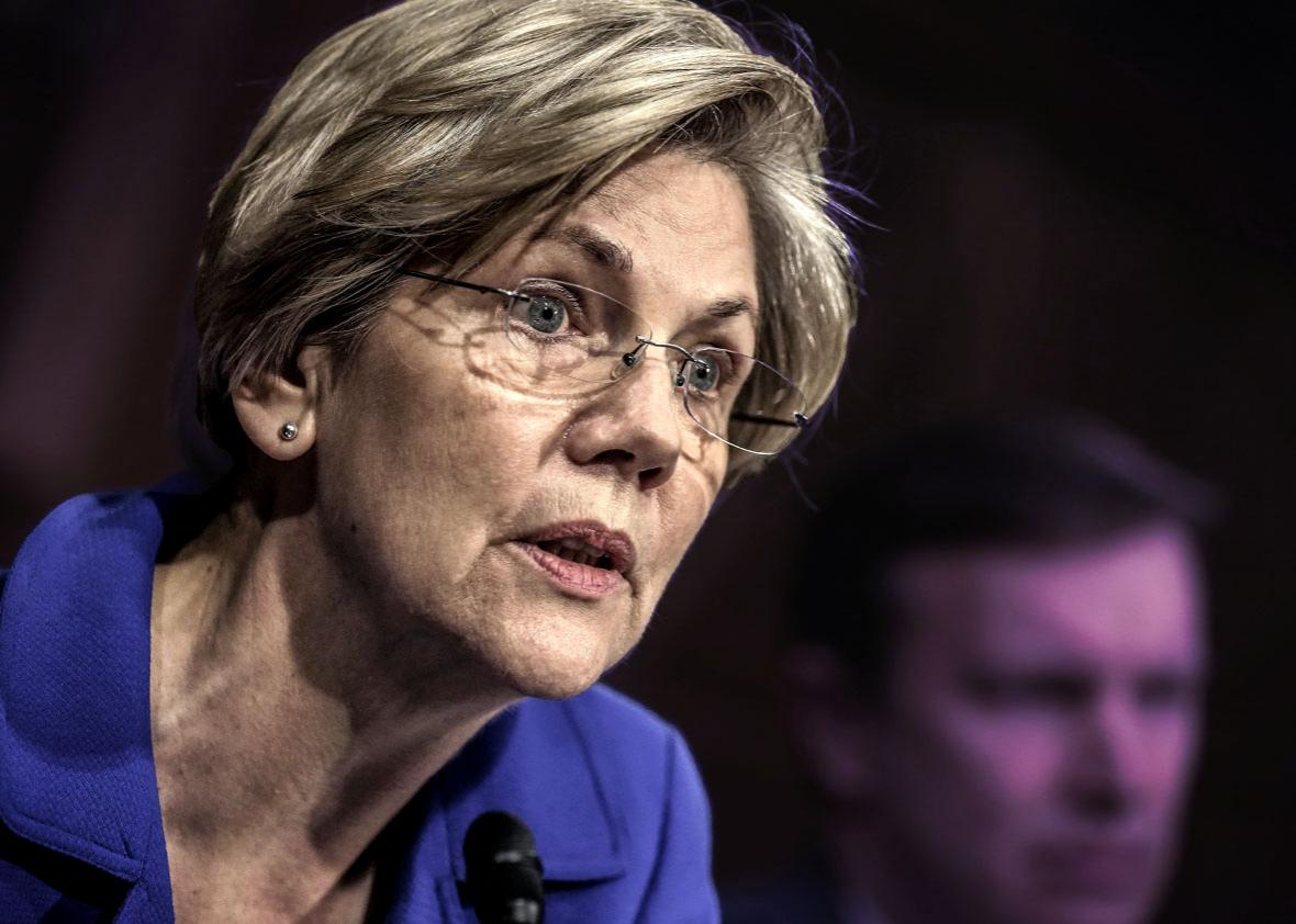 Elizabeth Warren's Black Lives Matter speech was the best one yet. It's still not enough.