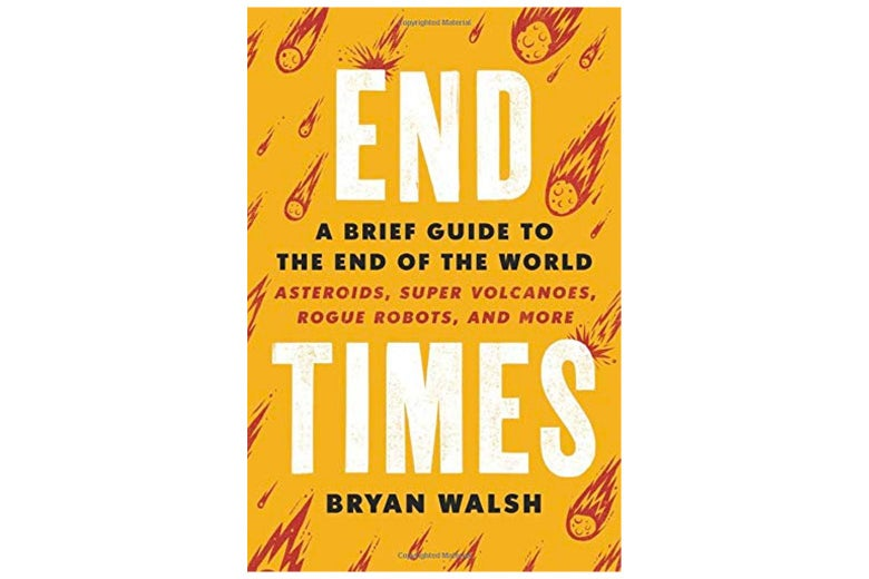 The cover of End Times.