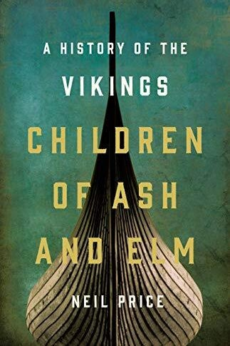 Children of Ash and Elm book cover