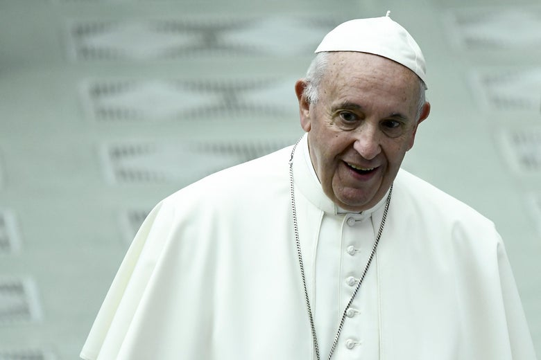 """Pope Francis: Abortion Is Never OK, Compares it to Hiring """"a Hitman to Resolve a Problem"""""""