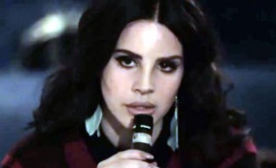 Lana Del Rey Sings Leonard Cohen