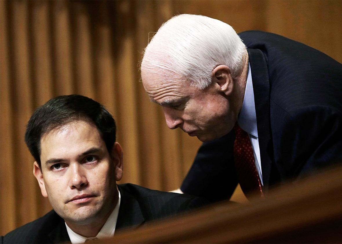 rubio senator.