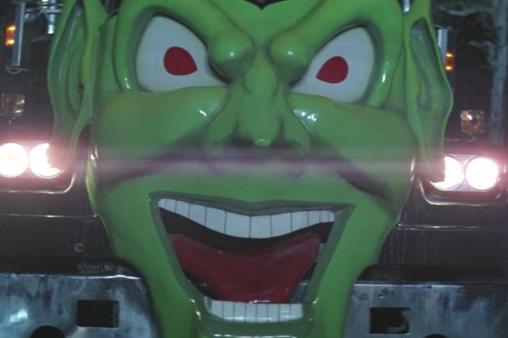 The Green Goblin truck from Maximum Overdrive