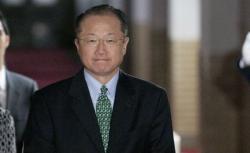 Jim Yong Kim.