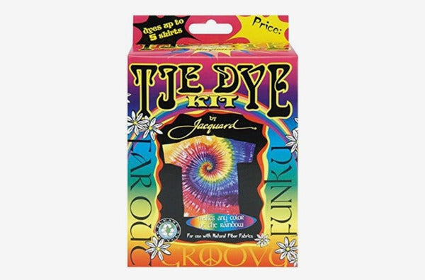 Jacquard Funky Groovy Tie Dye Kit.