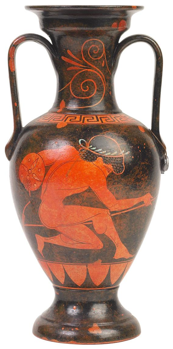 London Olympics: Would ancient Greek athletes have stood a chance ...