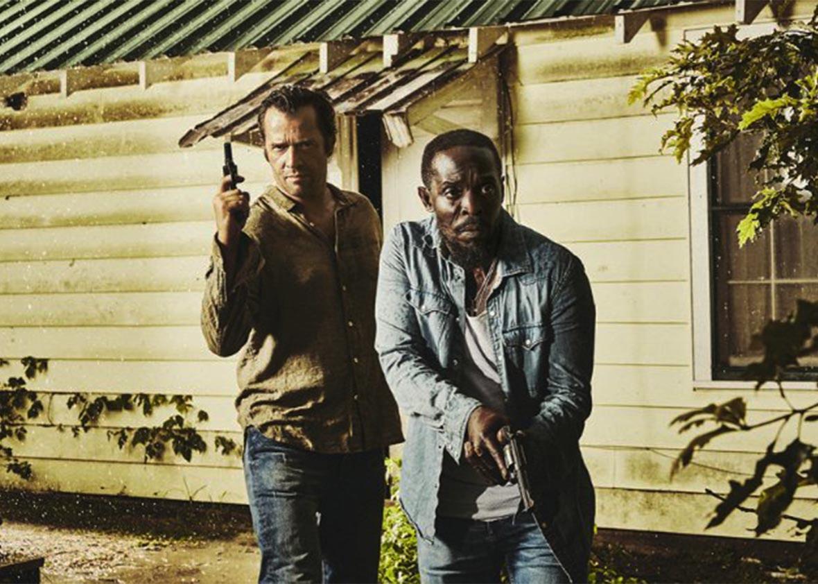 Hap and Leonard.