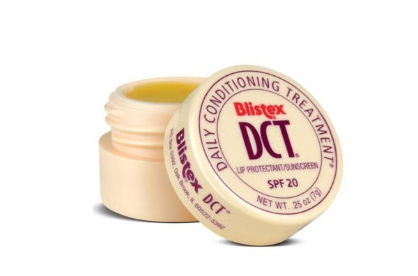 Blistex DCT Daily Conditioning Treatment SPF 20.