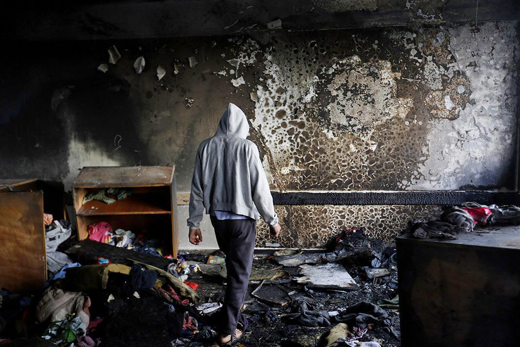 Feb. 17, 2015: Beit Hanun, Gaza Strip