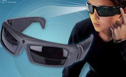 SpyNet stealth recording video glasses