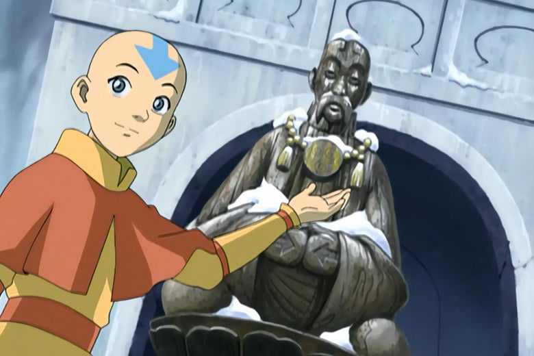 It's Never Too Late to Start Your Avatar: The Last Airbender Journey. Here's a Map.