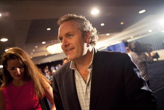 Andrew Breitbart, June 6, 2011.